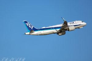 NH/ANA/全日空 NH397 A320Neo JA213A